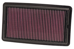 K&N 2014 & 2015 Acura MDX 3.5L V6 Luxury Crossover SUV washable air filter