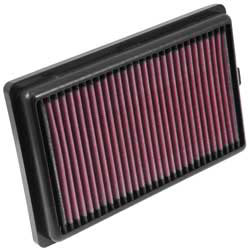 K&N air filter for  2013-2016 Fiat 500L 1.4L U.S. spec models