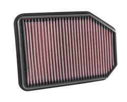 2012 Jeep Wrangler 2.8L L4 Air Filter