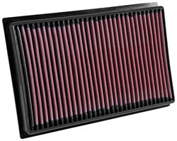 2014-2016 Mercedes-AMG GT and 2014-2016 Mercedes-AMG GTS replacement air filter