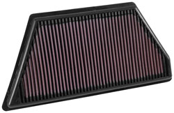 2018 Cadillac CT6 3.6L V6 Air Filter