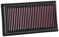 A K&N 33-5060 Replacement Air Filter can make your 2017 Subaru BRZ truly perform