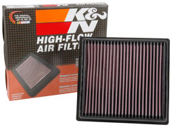 A single K&N Air Filter can replace a pile of discarded filters headed for the landfill