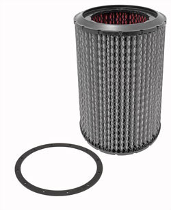 K&N Heavy Duty air filter part number 38-2037R for Peterbuilt, Mac and Kenworth trucks