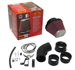 2010 Skoda Yeti 1.8L L4 air intake systems from K&N.