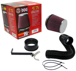 2006 BMW 320i 2.0L L4 air intake system