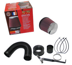 Cold Air Intake for 2013 Vauxhall Corsa Mk III 1.2L L4