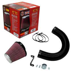2007 Toyota Yaris 1.8L L4 air intake systems from K&N.