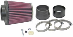 2007 Daihatsu Materia 1.5L L4 air intake systems from K&N.