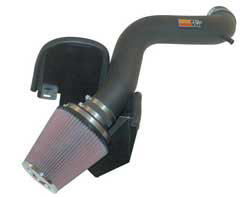 2005 Dodge Durango 4.7L V8 air intake systems from K&N.