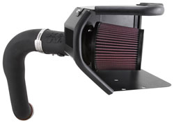 2012 Jeep Patriot 2.0L L4 air intake system