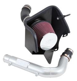 Image of air intake components