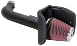 2008 Ford F150 4.6L V8 air intake systems from K&N.