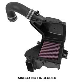 K&N Air Intake for 2011-2014 Ford Mustang GT
