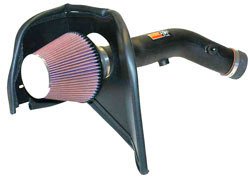 2006 Chevrolet Colorado 3.5L L5 air intake system