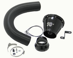 K&N's 57A-6045 Apollo Air Induction System for the 2008-2009 Renault Twingo Renaultsport 1.6L L4