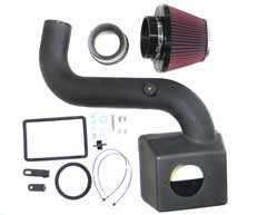 2008 Ford Focus II 2.5L L5 air intake system