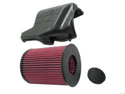 2015 Ford Transit Connect 1.0L L3 air intake system