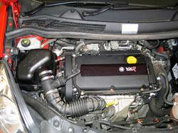 K&N 57S-4902 Installed
