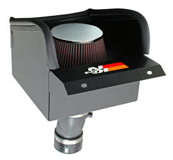K&N's 63-1121 air intake system for 2008, 2009, 2011, 2012 & 2013 Yamaha YXR700 Rhino FI 700.