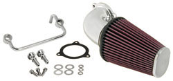 Air Intake 63-1122P for Select 2008-2013 Harley Touring Models