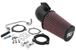 Cold Air Intake for 2011 Harley Davidson XL1200X Forty-Eight 74 CI