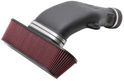 Air intake for Corvette 6.2 liter V8