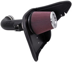 Air Intake System for 2010 to 2015 Chevy Camaro SS 6.2L
