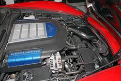 K&N Air Intake Installed on ...