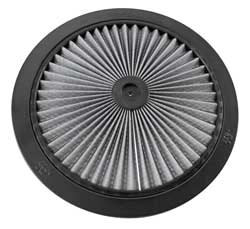 K&N XStream Air Flow Top filter 66-1400R is made with fewer layers of cotton