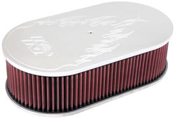 performance of any of the V8 early Chrysler 300 models can be improved with the installation of a K&N air cleaner assembly