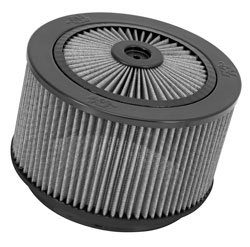 K&N's 66-3320R tall drag racing air filter assembly