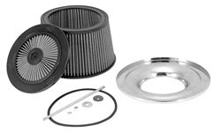66-3340R Tapered Drag Racing Air Filter assembly from K&N