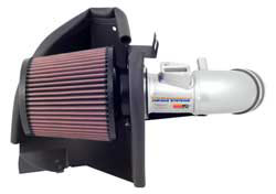 2009 Honda Civic GX 1.8L L4 air intake system