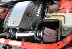 K&N air intake system 57-1542 will fit 2005-2010 Chrysler 300C 5.7L and 2005-2010 Chrysler SRT8 6.1L