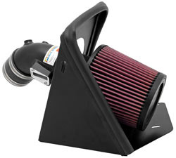 2010 Ford Focus 2.0L L4 air intake system