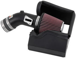 2016 Ford Fusion 2.5L L4 air intake system