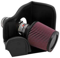 K&N Air Intake System for 2010 to 2012 Mazda3 2.5L