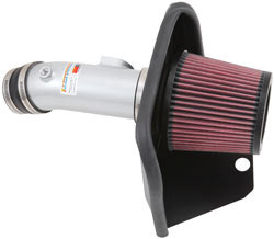 Performance Short Ram Intake System 69-6032TS from K&N Air Filters is designed to increase horsepower and torque for 2014-2016 Mazda 6 and Mazda 3 2.5L Skyactiv-G models