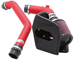 K&N's 69-6546TWR Performance Air Intake System for the Mitsubishi Lancer Evolution 2.0L Turbo L4