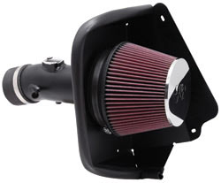 K&N's 69-7002TTK Performance Air Intake System for the 2009-2012 Nissan Maxima with a 3.5-liter V6
