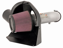 K&N  69-7061TS air intake system for the 2007 to 2013 Nissan Altima with a 2.5 liter engine