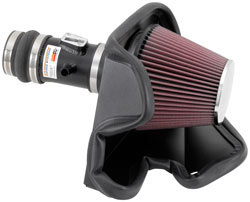 2013 Nissan Pathfinder 3.5L V6 air intake systems from K&N.