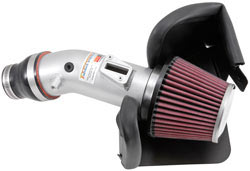 Short Ram Intake System 69-7079TS from K&N Air Filters is designed to increase horsepower and torque for turbocharged 2013 to 2014 Nissan Juke and Juke NISMO 1.6L models