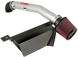 2009 Saturn Sky 2.4L L4 air intake system