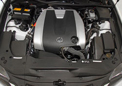 ... 69 8704TP Performance Air Intake System   Engine Compartment Photo ...