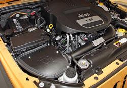 K&N Blackhawk Induction system for 2012-2015 Jeep Wrangler JK 3.6L models