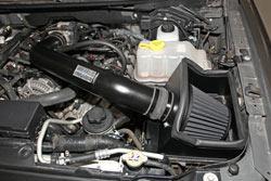 Blackhawk Induction system for 2011 and 2012 Ford F150 Platinum, Lariat, & Harley Davidson models with a 6.2L V8