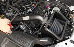 Owners can expect style & killer engine sound with a Blackhawk Induction system for 2015-2016 Ford F-150 models