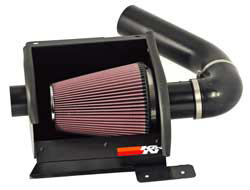 2006 Ford E450 Super Duty 6.8L V10 air intake system